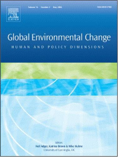 Climate of scepticism: US newspaper coverage of the science of climate change [An article from: Global Environmental Change]