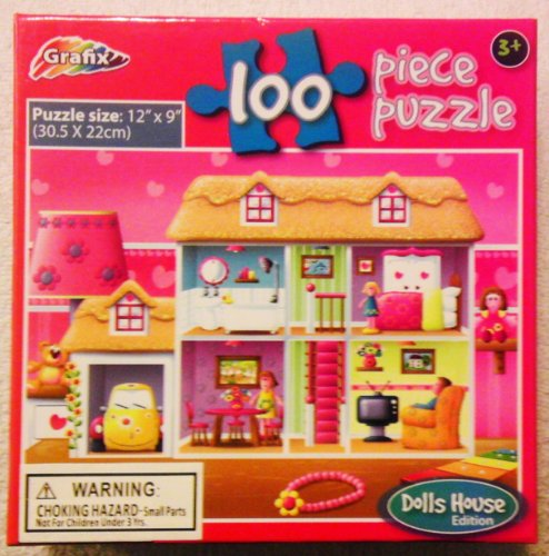 Dolls House Edition Puzzle [100 Pieces] By Grafix