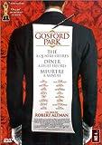 echange, troc Gosford Park - Édition Collector 3 DVD