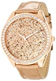 Guess Rose Gold-Tone Dazzling Sport Watch U0155L1