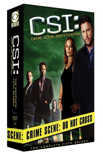 CSI: Crime Scene Investigation: Season 5 (Csi Season 5 compare prices)