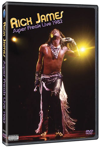 Rick James: Super Freak Live 1982