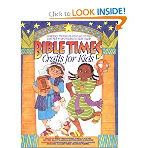 Bible Times Crafts for Kids