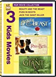 Beauty & Beast & Puss in Boots & Jack Giant Killer [DVD] [Region 1] [US Import] [NTSC]