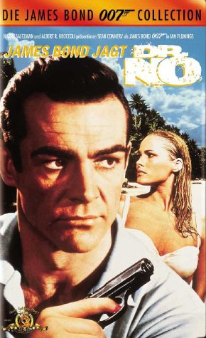 James Bond 007 - Jagt Dr. No [VHS]