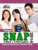 Target SNAP 2014: Past 2005-2013 + 5 Mock Tests