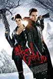 HANSEL AND GRETEL WITCH HUNTERS MOVIE FILM POSTER PRINT APPROX SIZE 12X8 INCHES