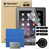 TeckNet® Apple iPad 4, 3 & 2 Screen Protectors (Pack of 2) Premium Ultra-Clear 4H Hardness Xtreme Scratch Defender High-Response with Lifetime Warranty