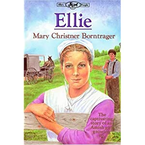 """Ellie's People"" a series by Mary Christner Borntrager"