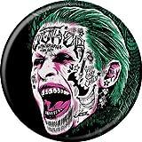 Suicide Squad(スーサイド・スクワッド) ジョーカー Screaming Joker 缶バッジ [並行輸入品]