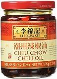 Lee Kum Kee Chiu Chow Chili Oil net wt. 205g (7.2oz)