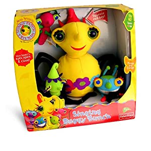 Amazon.com: Miss Spider Sunny Patch - Singin' Buggy Bunch: Toys
