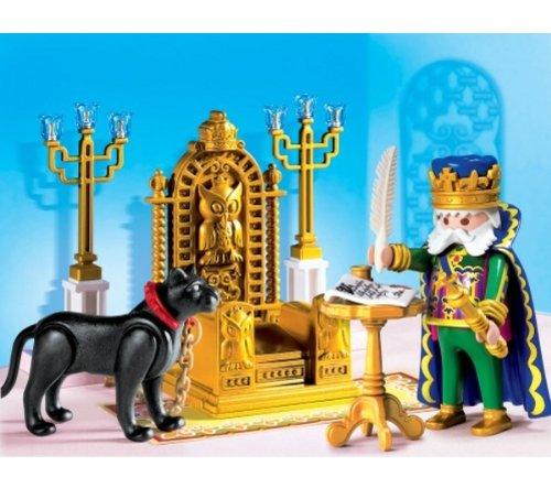 4256 König mit Thron online kaufen