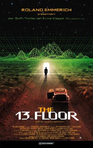 The 13th Floor [VHS]