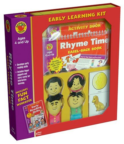 Rhyme Time (Early Learning Kit)