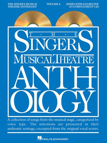 The Singer's Musical Theatre Anthology, Vol. 4: Mezzo-Soprano / Belter