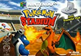 Pokémon Stadium - with Game Boy Transfer Pack (N64)