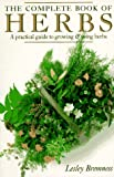 515TTQZJ7EL. SL160  The Complete Book of Herbs: A Practical Guide to Growing and Using Herbs