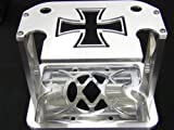 75/35 Billet Optima Battery Hold Down Tray Bracket Fire