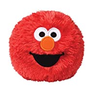 Gund Sesame Street Elmo Stuffed Giggl…
