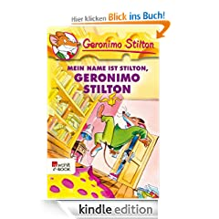 Mein Name ist Stilton, Geronimo Stilton