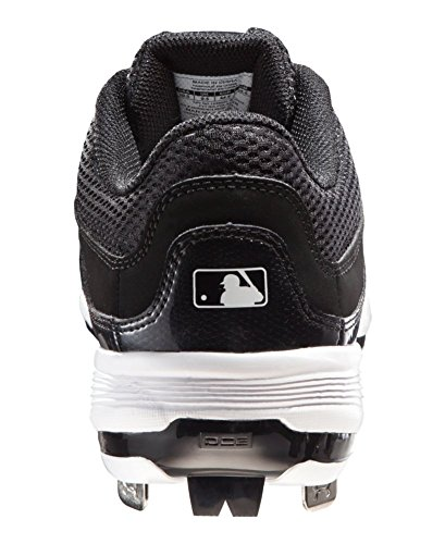 pictures of Under Armour Men's UA Ignite Low ST CC Baseball Cleats 12 Black
