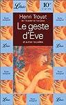 Le geste d'Eve par Henri Troyat