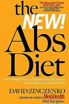 The new abs diet by david zinczenko