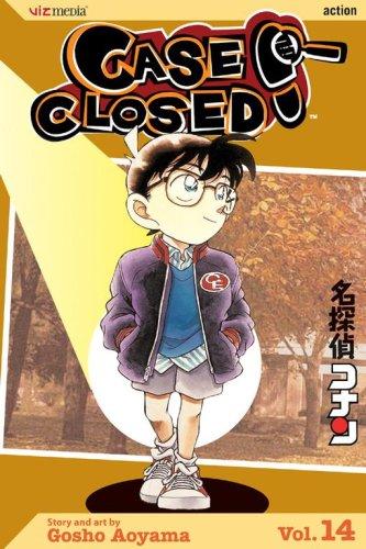 名探偵コナン コミック14巻 (英語版)