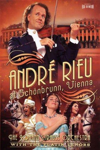 Andre Rieu at Schönbrunn, Vienna [DVD]