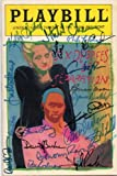 img - for Six Degrees Of Separation Signed Playbill book / textbook / text book