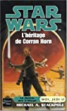 Star Wars, tome 55 : L'héritage de Corran Horn (Moi, Jedi 2)