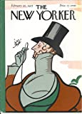 The New Yorker, February 21, 1925 (Volume I)