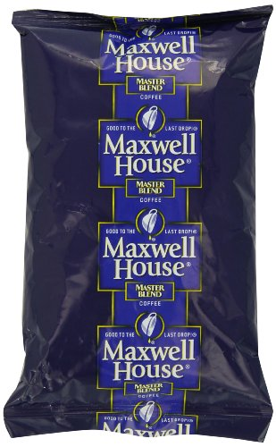 Maxwell House Master Blend Ground Coffee, 10-Ounce Packages (Pack Of 3)