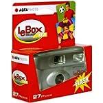 AgfaPhoto LeBox Flash 400 Fotocamera...