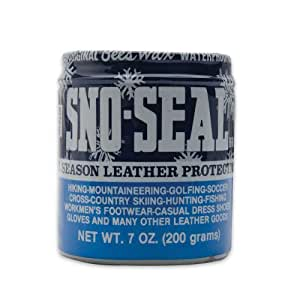 Atsko 1330 7 Oz Sno-Seal All Season Leather Protectant