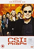 CSI Miami: The Complete Season 10 [DVD]