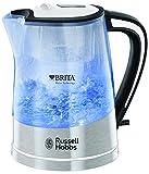 Russell Hobbs 22851 Plastic Brita Filter Purity Kettle, 3000 W, 1 Litre, Transparent
