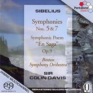 Symphonies Nos. 5 & 7; Symphon