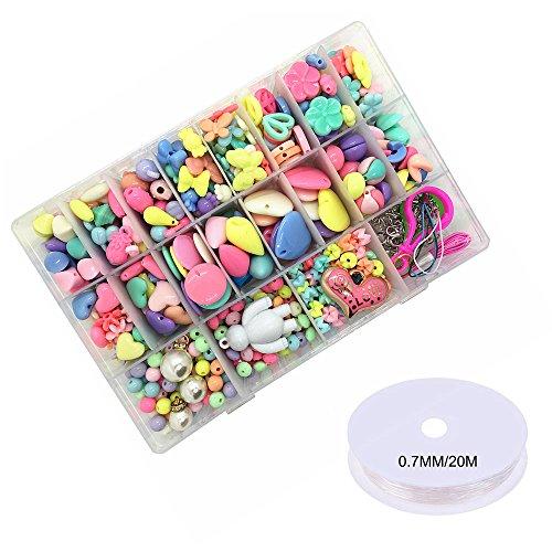 SIX-VANKA-Mixed-Colorful-Acrylic-Plastic-Transparency-Jewelry