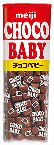 明治 チョコベビー 34g×10個