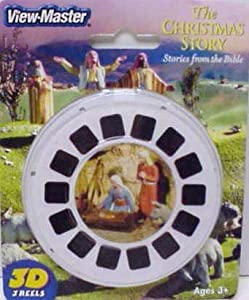 Viewmaster Reel set of 3 Christmas Story from the Bible