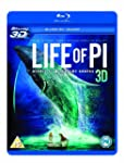 Life of Pi (Blu-ray 3D + Blu-ray)