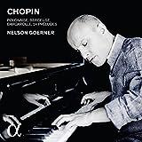 Chopin: Polonaise, Berceuse, Barcarolle & 24 préludes