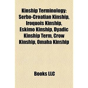 Eskimo Kinship Terminology | RM.