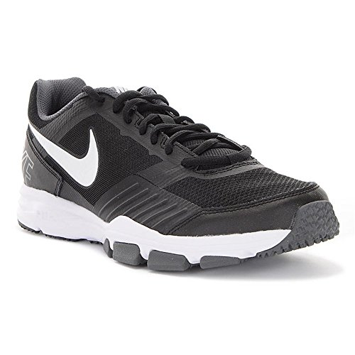 Nike Men's Air One TR 2 Cross Trainer (11.5 D(M) US, Black/Dark Grey/White) (Nike Air Flex Trainer compare prices)