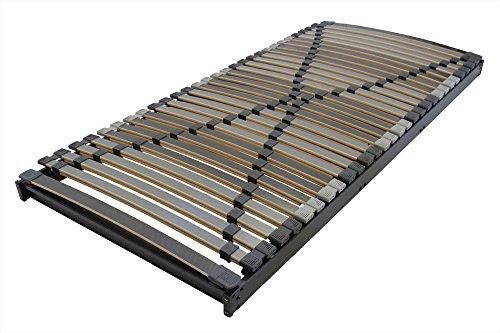 Lattenrost XXL - Extra Stabil: Betten-ABC Max1, verschiedene Ausführungen, belastbar bis zu 280 kg - Grösse XXXL Starr (bis 280 kg) thumbnail