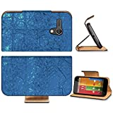 Liili Premium Motorola G 1st Generation Flip Pu Leather Wallet Case abstract digital background Photo 19493465 Simple Snap Carrying