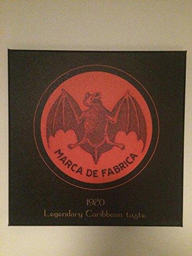 bacardi-telaio-immagine-legan-dary-1920-bat-40-x-40-cm