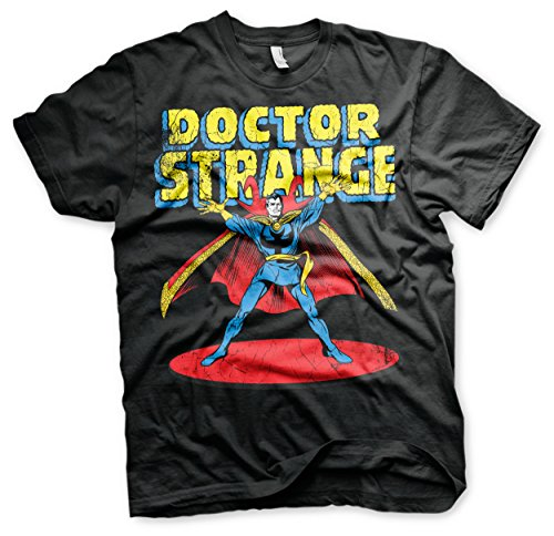 Marvels Doctor Strange Sweatshirt (Black), X-Large